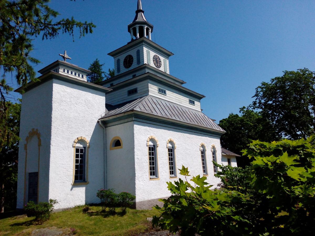 Teijon kirkon kesä