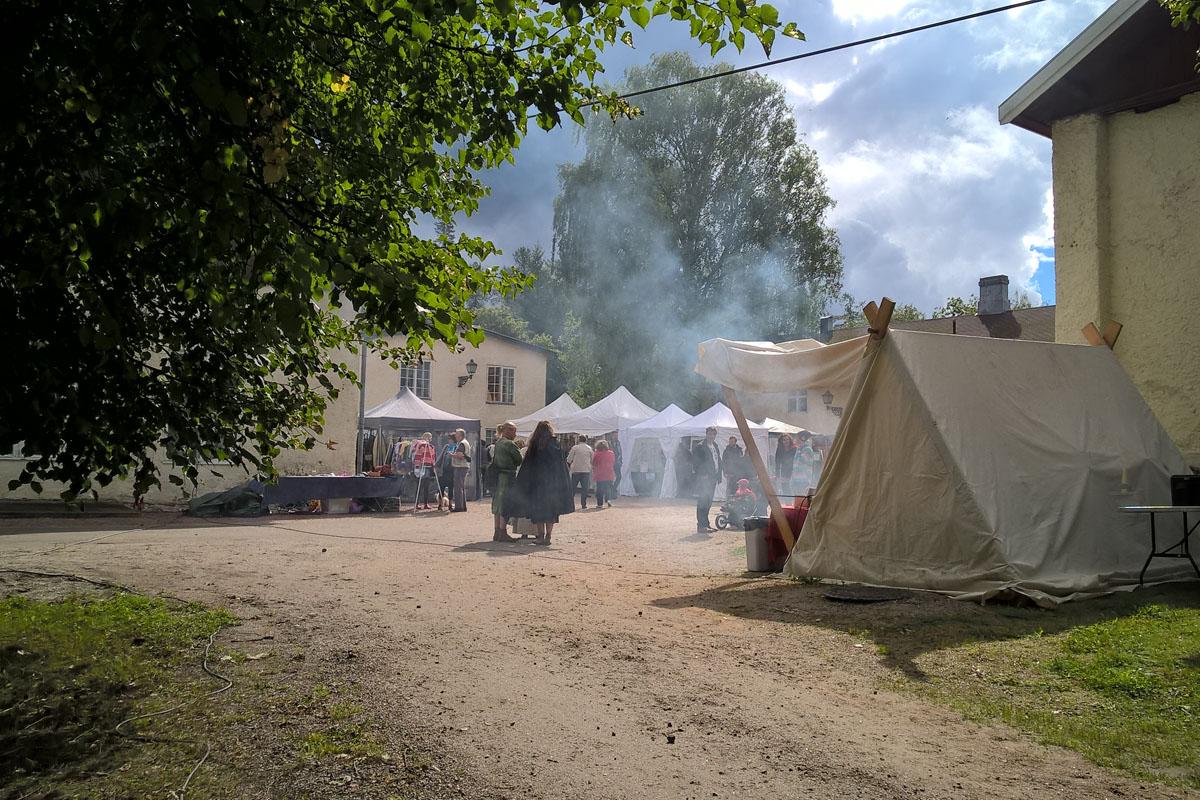 Wanhanajan Markkinat ja Keskiaikakylä – Myyjähaku käynnissä