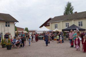 Wanhanajan Markkinat – elämysviikonloppu koko perheelle