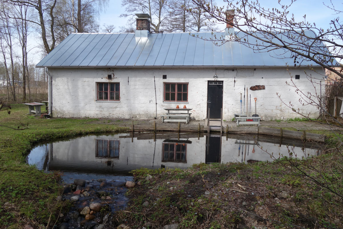 Teijon Kyläsauna suljettuna 17.3. alkaen