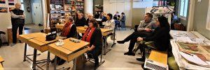 Kyläkokous 23.2.2020 Teijon koululla
